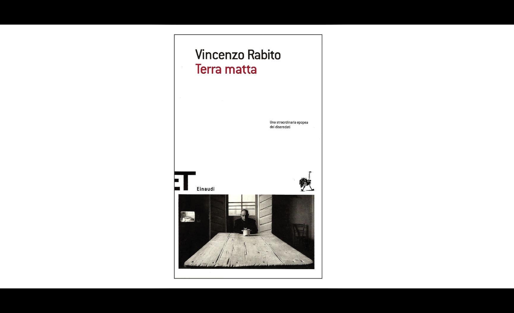 Vincenzo Rabito Terra Matta