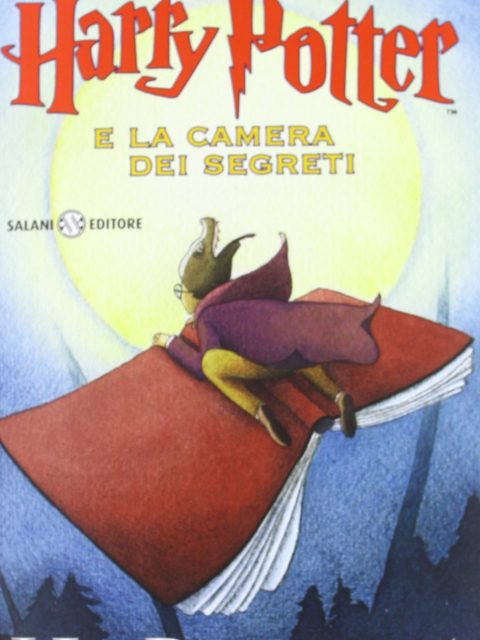 harry potter e la camera dei segreti recensione libro