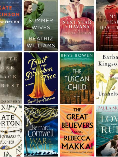 Goodreads awards 2018 narrativa